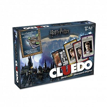 Joc Cluedo,Harry Potter,limba romana,2juc.