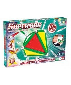 Supermag,Tags,Primary-Set constructie,magnetic,67pcs,+3Y