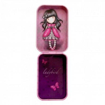 Cutie metalica 7x5x4cm,Ladybird