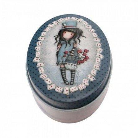 Cutie metalica,6.5x9x2.5cm,The Hatter