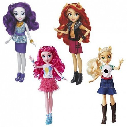 Papusa Equestria Girls,My Little Pony,ass 1