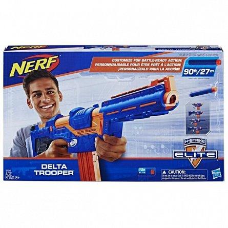 Nerf-Blaster Nstrike, Elite,Delta Trooper