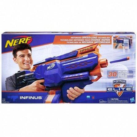 Nerf-Blaster Nstrike, Elite,Infinus