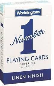 Carti de joc clasice,Waddington,nr1