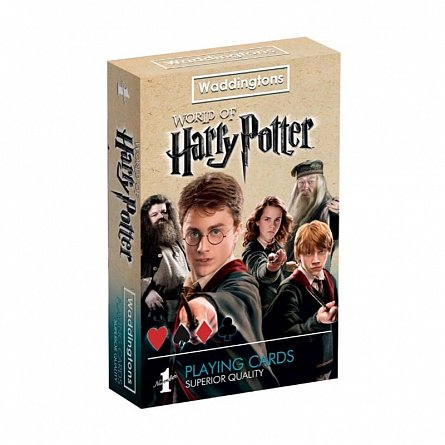 Carti de joc, Waddington Harry Potter