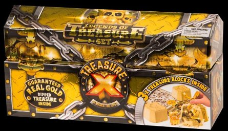 Figurina surpriza Treasure X,Cufar,3buc/set