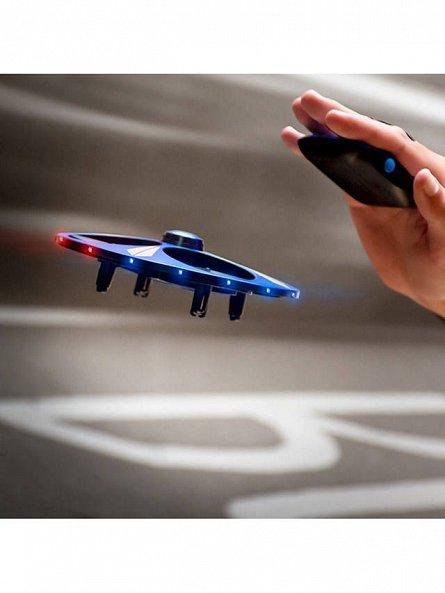 Drona UFO controlabila prin miscarea mainii ?Motion UFO?