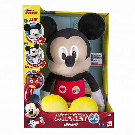 Plus Mickey,interactiv,7 functii,5 jocuri interactive