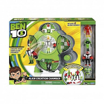 Camera creatie figurine, Ben 10