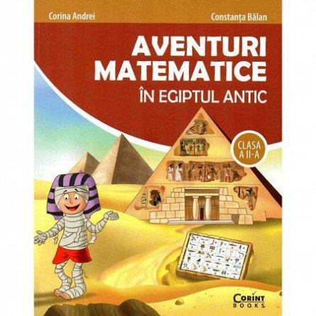 AVENTURI MATEMATICE IN EGIPTUL ANTIC CLS. A II-A