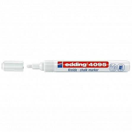 Creta lichida Edding 4095,3mm,alb