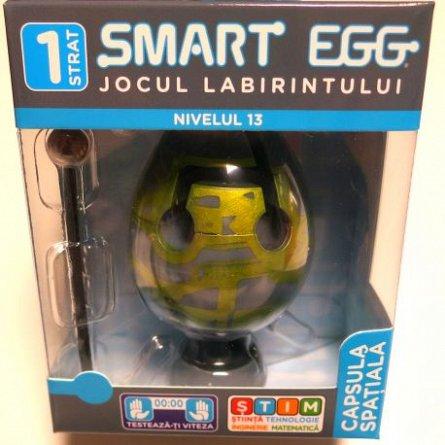 Smart Egg mic,nivelul 13,Capsula spatiala,Jocul labirintului