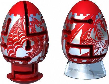Smart Egg,Dragonul Rosu,Jocul labirintului,nivel dificil