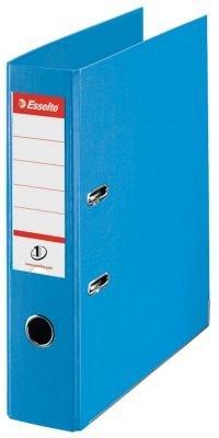 Biblioraft A4,75mm,Esselte,PP/PP,bleu