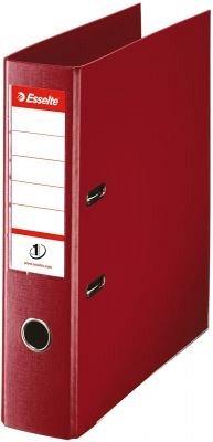 Biblioraft A4,75mm,Esselte,PP/PP,rosu