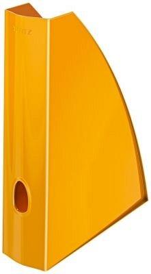 Suport documente Leitz,portocaliu metalizat