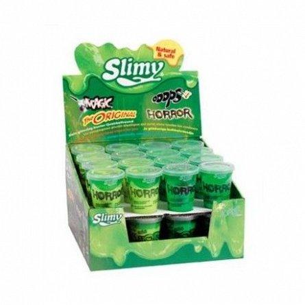 Slimy,Gelatina colorata,mini horror,80g