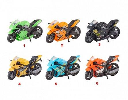Teamsterz,motocicleta,10cm