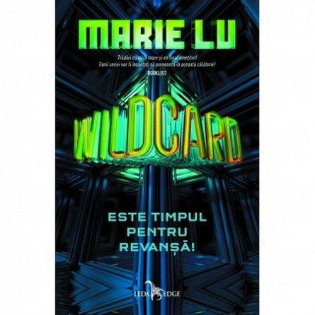 WARCROSS VOL. 2. WILDCARD