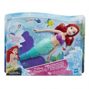 Papusa Disney Princess,Aventurile lui Ariel