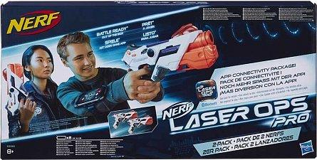 Nerf-Blaster Alphapoint,Laser Ops Pro,2buc/set,+8Y