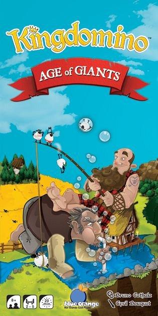 Joc Kingdomino,Age of Giants,extensie