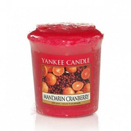 Lumanare sampler MANDA RIN CRANBERRY