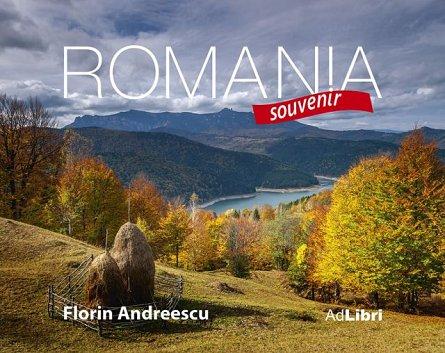 ROMANIA SUVENIR. ENGLEZA