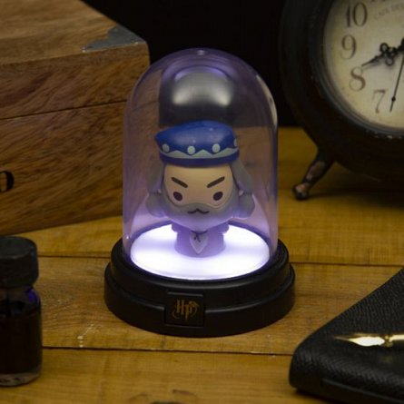Figurina iluminata Harry Potter -  Dumbledore Bell Jar