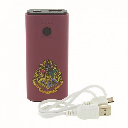 Baterie Externa 5200mAh Harry Potter Hogwarts