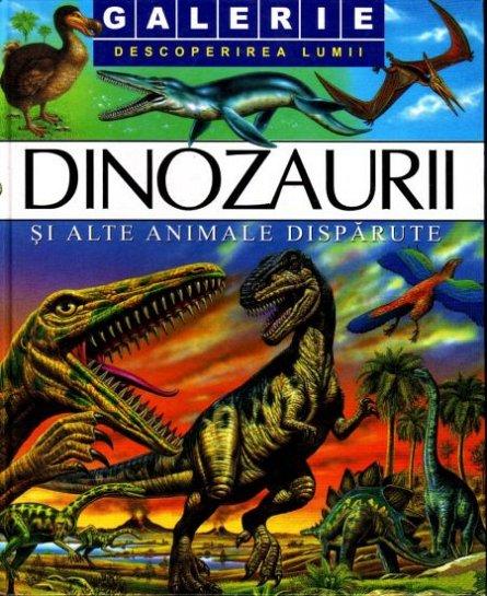 Dinozauri si alte animale disparute
