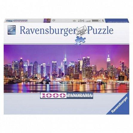 Puzzle Ravensburger - Manhattan, 1000 piese