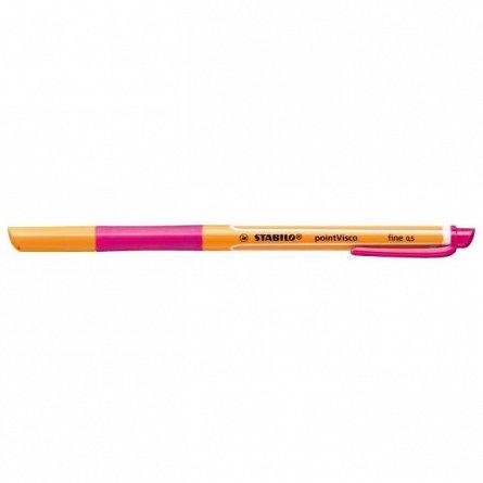 Roller Stabilo pointVisco, roz