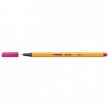 Liner Stabilo Point 88,0.4mm,roz