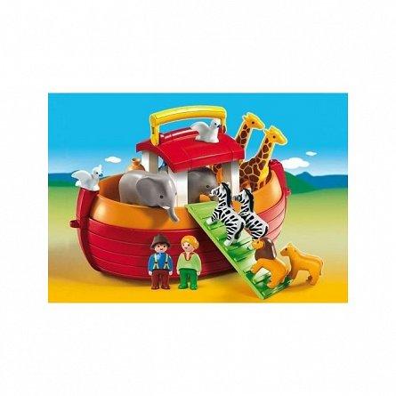 Playmobil-Arca lui Noe portabila