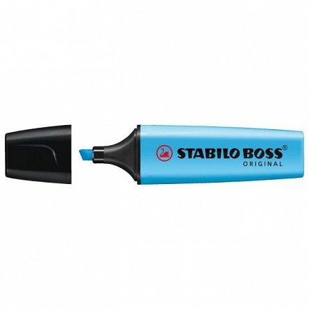 Textmarker Stabilo Boss, bleu