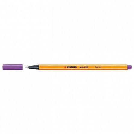 Liner Stabilo Point 88,0.4mm,violet