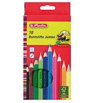 Creioane colorate,10b/set,jumbo,Herlitz