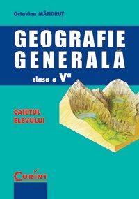 GEOGRAFIE CAIET CL.5-O.Mandrut