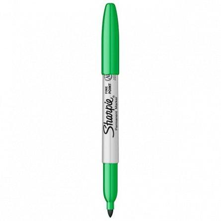 Marker perm.Sharpie Fine,verde