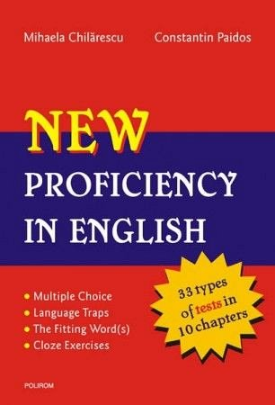 NEW PROFICIENCY IN ENGLISH  +KEY TO EXER