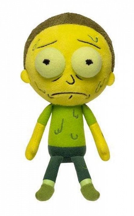 Galactic Plus Funko: Rick & Morty: Morty