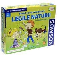 Kit experimente,Legile naturii,+5Y,Kosmos
