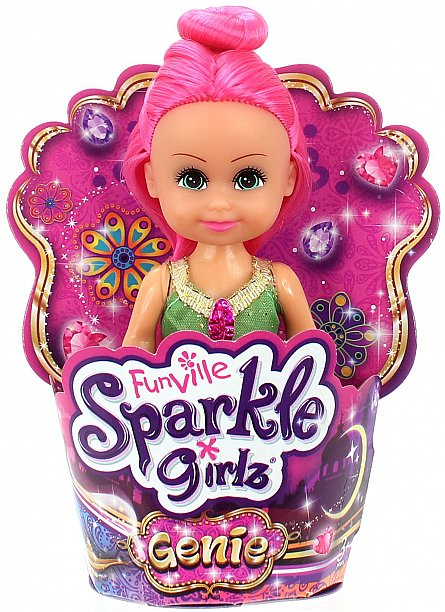 Sparkle Girlz,Papusa duh,12cm,div modele