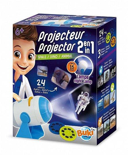 Proiector 2in1,Buki,+6Y