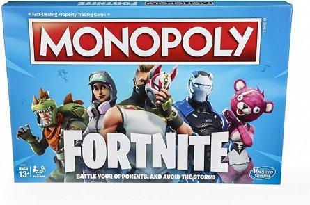 Joc Monopoly Fortnite,+13Y