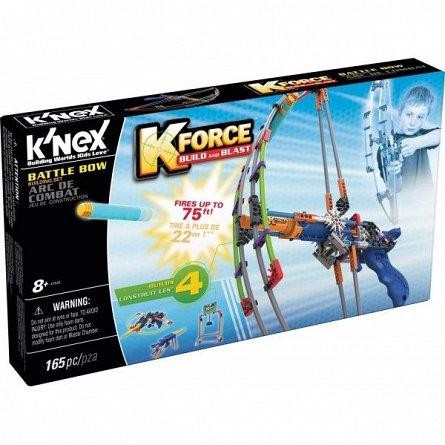 Knex,set constructie,arbaleta,165pcs,8Y+