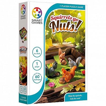 Joc,Squirrels Go Nuts,SmartGames,+6y
