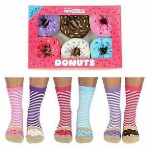 Set sosete pentru femei, Donuts, 37-42, 3 perechi