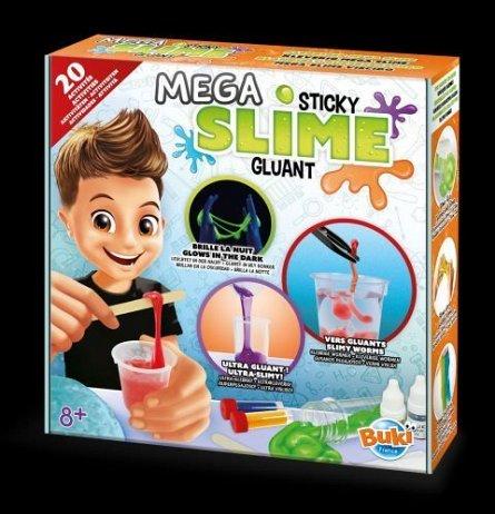 Mega set de slime,Buki,+8Y